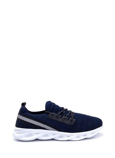 Derimod Erkek Ayakkabı(Dnp-1317-3022) Sneaker Lacivert